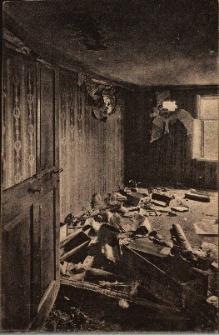 Kędzierzyn-Koźle : zdewastowane wnętrze domu parafialnego w Starym Koźlu