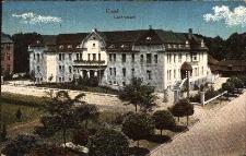 Kędzierzyn-Kożle : budynek starostwa