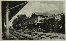 Otmuchów : dworzec