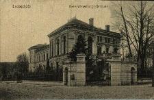 Głubczyce : budynek starostwa (urząd landrata)