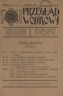 Przegląd Wojskowy. T.2, z. 6