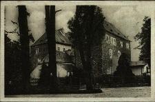 Gozdnica : fragment zabudowy