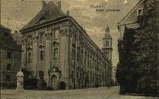 Głogów : budynek gimnazjum katolickiego