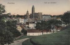 Paczków : widok na miasto