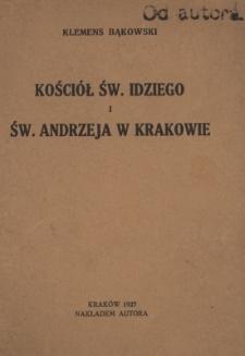 Kościół św. Idziego i św. Andrzeja w Krakowie