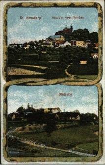 Góra Świętej Anny : panorama wsi