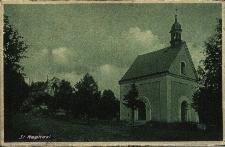 Góra Świętej Anny : Kalwaria - barokowe kaplice przy poszczególnych stacjach drogi krzyżowej