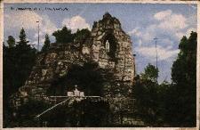 Góra Św. Anny : Grota Lourdzka
