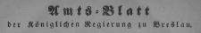 Amstblatt der Königlichen Regierung zu Breslau 1862. Stück 50