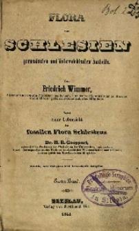 Flora von Schlesien preussischen und österreichischen Antheils Bd.1