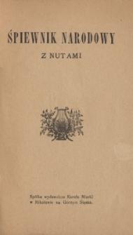 Śpiewnik narodowy z nutami
