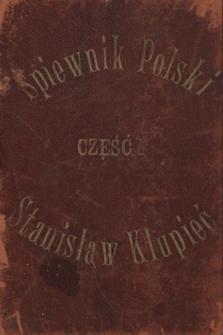 Polski śpiewnik. Część 1