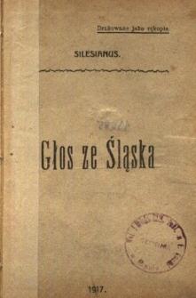 Głos ze Śląska