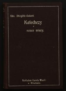 Szczegółowo rozwinięte katechezy. T. 1. Nauka wiary