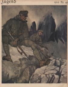 Jugend 1916, Nr. 49