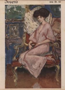 Jugend 1916, Nr. 50