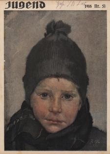 Jugend 1916, Nr. 51