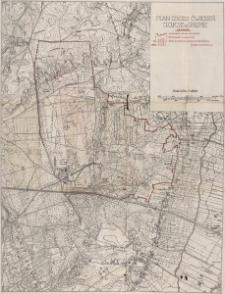 Plan obozu ćwiczeń D. O. K. VIII w Grupie