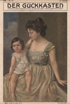 Der Guckkasten : illustrierte Zeitschrift für Humor, Kunst und Leben, 1910, Nr 14