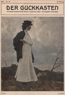 Der Guckkasten : illustrierte Zeitschrift für Humor, Kunst und Leben, 1910, Nr 20