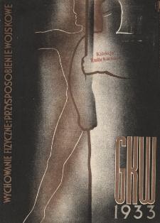 Katalog wydawnictw Głównej Księgarni Wojskowej : 1939 : wychowanie fizyczne i przysposobienie wojskowe