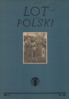 Lot Polski i Obrona Przeciwlotniczo-Gazowa, R. XVI, Nr 11