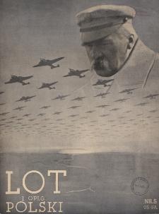 Lot Polski i Obrona Przeciwlotniczo-Gazowa, R. XVII, Nr 5