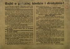 Bajki o polskiej biedzie i drożyźnie! Aus Polen ist Brot zu holen!