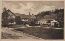 Carlsruhe i. Schl.: Bad mit Bade-Inspektion