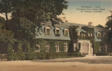 Carlsruhe i. Schl. : Wohnhaus Ihrer Königliche Hoheit der Herzogin Mathilde