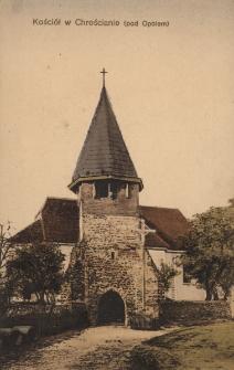 Kościół w Chrościanie (pod Opolem)