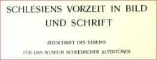 Zeitschrift des Vereins für das Museum Schlesischer Altertümer, 1933