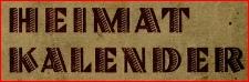 Heimatkalender des Kreises Rosenberg Oberschlesien, 1930