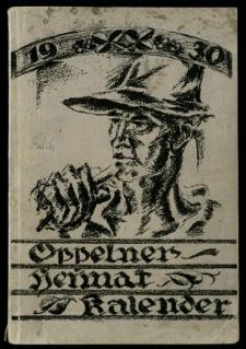 Oppelner Heimat für Stadt und Land, 1930