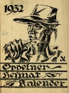 Oppelner Heimat für Stadt und Land, 1932
