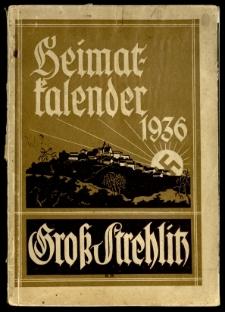 Groß Strehlitzer Heitmatkalender für das Jahr 1936