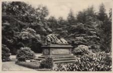 Bad Carlsruhe i. Schl. : Löwendenkmal