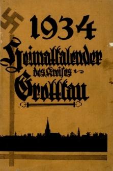 Heimatkalender des Kreises Grottkau, 1933