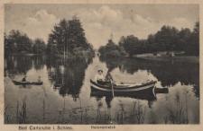 Bad Carlsruhe i. Schles. : Helenenteich