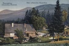 Riesengebirge. Schreiberhau-Mariental : Altes schlesisches Bauernhaus