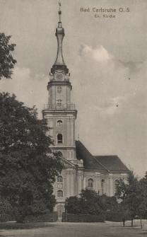 Bad Carlsruhe O.-S. : Ev. Kirche