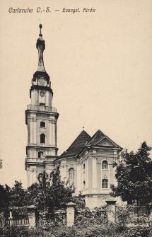 Carlsruhe O.-S. : Evangel. Kirche
