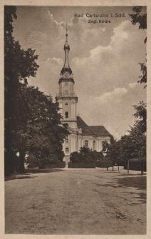 Bad Carlsruhe i. Schl. : Evgl. Kirche
