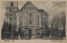 Carlsruhe i. Schl. : Evangelische Kirche