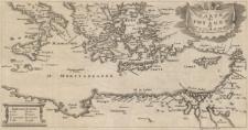 Carte des Voyages de Telemaque