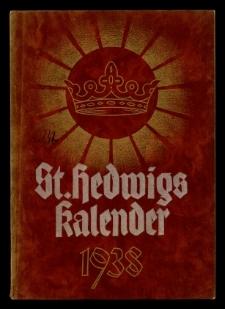 Hedwigs Kalender, 1938
