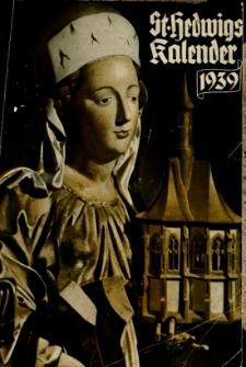 Hedwigs Kalender, 1939