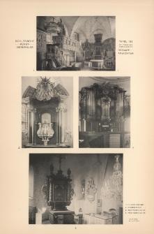 Tafel 183 Gesamtansichten : Ullersdorf ; Radmeritz ; Markersdorf ; Hennersdorf