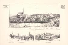 Tafel 184 Gesamtansichten : Görlitz ; Reichenbach ; Münsterberg