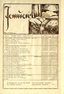 Hedwigs Kalender, 1940